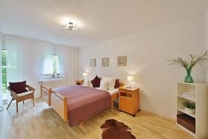 Apartment der Seniorenresidenz Friedrichsau
